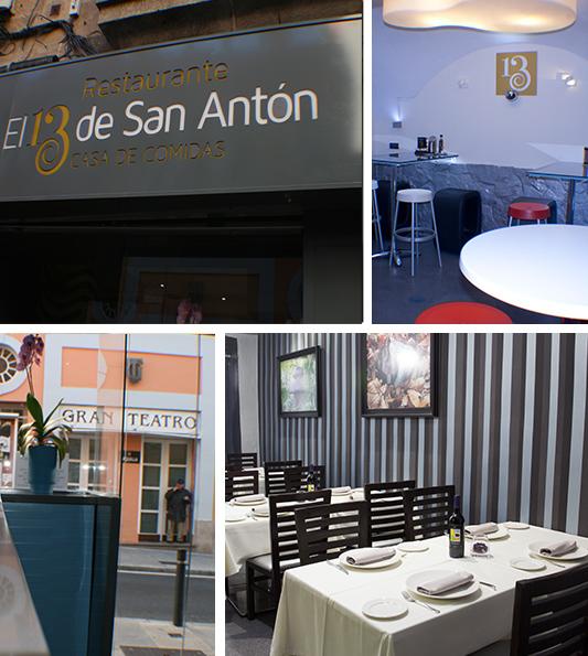 Foto Pestaña Restaurante Color